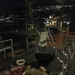 Wine on the terrace