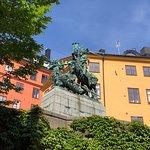 Stockholm Old Town ภาพถ่าย