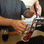 Cold Brew Coffee on tap!