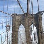 Brooklyn Bridge spires