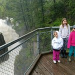Shell Creek Falls cranking