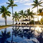 Main Pool - Sunrise