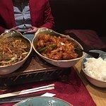 Foto de Rickshaw Restaurant