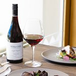 Food and wine pairing at Wither Hills - seasonal meals