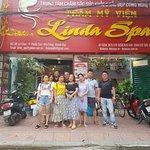 Đoàn khách Trung Quốc trải nghiệm dịch vụ của Linda spa