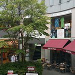 Cafe la Mille Kamakuraoguradori