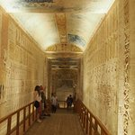 Tomb of Ramses VI照片