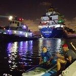 Miami River Night Paddle Experience