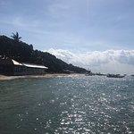 萨努尔海滩照片