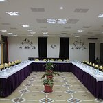 Conference Hall Seating arrangement