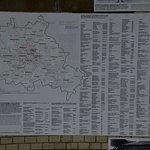 SA-mødesteder, hvor der foregik afstraffelser