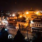 One of Holy temple in Kathmandu Pashupatinath