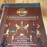 Eddiez Nutrition Station Image