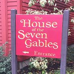 The House of the Seven Gables ภาพถ่าย