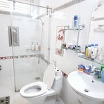 An example of our shared bathrooms