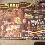 Brazilian Aussie BBQ at Seminyak