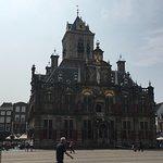 Stadhuis van Delft (City Hall Delft)照片