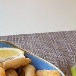 Calamari rings. Melt in the mouth fresh.