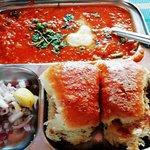 Pav Bhaji - tasty & butterly