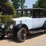 The Owners' 1926 Rolls Royce