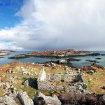 Uamh and Lingerbay Island, Bays of Harris.