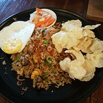Best ox tail fried rice! So tasty with lots of meat!