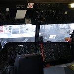 SR-N4 Cockpit
