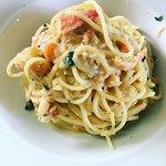 Spaghettini al Granchio