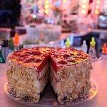 Wilde Matilde Berlin Pattiserie, Konditorei Afternoon tea Macarons pie cake cheese pie Torte caf