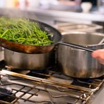 Unsere Küche ist das Herz des Restaurants. Frische Zutaten, voller Geschmack