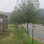 Terrasse vue riviere
