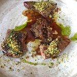 Calves liver, caramelised onions, tarragon
