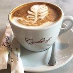 Café Capritxo: Cafe Capritxo from street