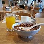 Beispiel Essen - Osaft und Cornflakes