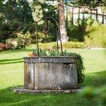 Unser Brunnen im Park