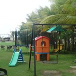 Well Maintained Children Play area