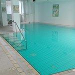 piscina coperta 32° gradi