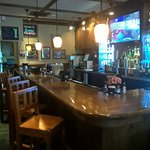 Nice and cosy bar area