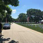 Foto de Camp Butler National Cemetery