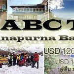 best trip of ABC which is arrange by Sawasdee Nepal.