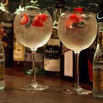 Have you tried a fruity gin and tonic?