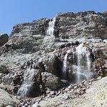 Cascada de los Sulfatos, Yerba Loca.
