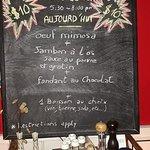 Special menu formula