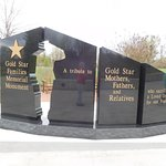 Gold Star Families Sculpture