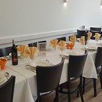 Restaurant de  l'hôtel Hélianthe à Lourdes