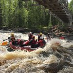 Rock, rock, rafting and rolling!