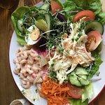 Prawn Salad....