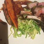 The Dining Room - Lamb, Pork belly