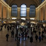 One small part of beautiful Grand Central Station