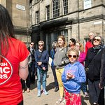 From Bowie to the Bay City Rollers, Edinburgh Music Tours have all the best stories.